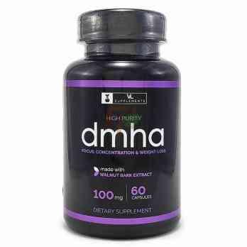 VL Supplements DMHA (2-Aminoisoheptane)