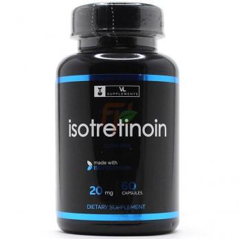 Isotretinoin 20mg 60 caps