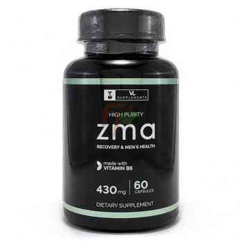 VL Supplements ZMA - Купить тестобустер