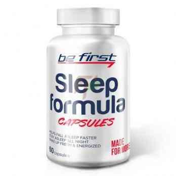 Be First Sleep Formula (60 капсул)