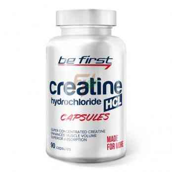 Creatine HCL (500 mg × 90 caps)