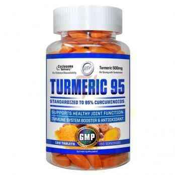 HTP Turmeric 95 (120 tablets)