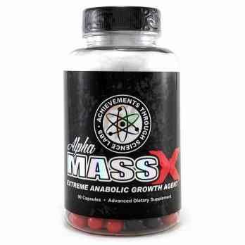 Alpha Mass X