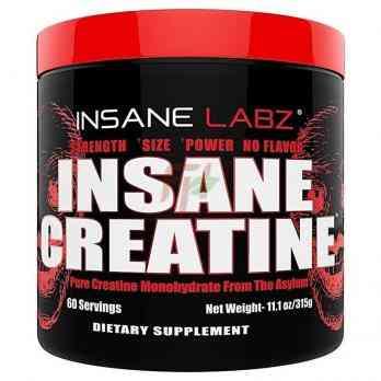 Insane Creatine (315 g)