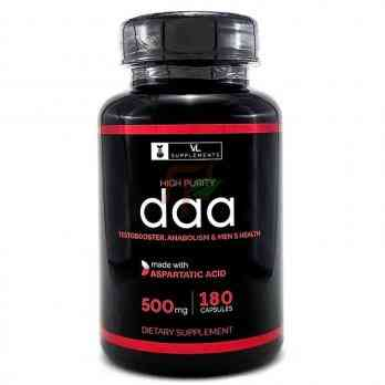 DAA [D-Aspartatic Acid]
