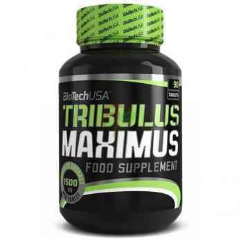 BioTech USA Tribulus Maximus (1500 мг × 90 таблеток)