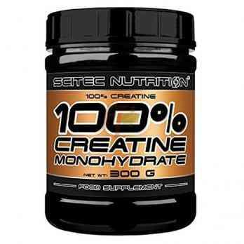 Scitec Nutrition 100% Creatine Monohydrate  300 гр
