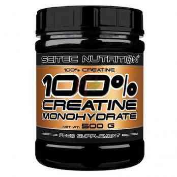 100% Creatine Monohydrate 500