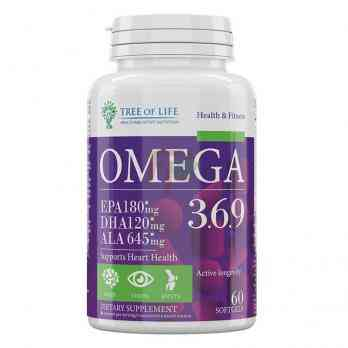 Omega 3-6-9 (60 softgels)