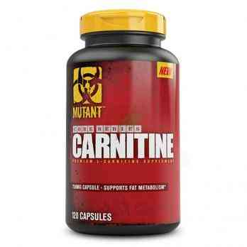 Mutant Carnitine (750 мг × 60 капсул)