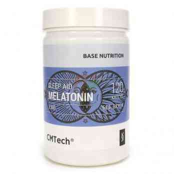 CMTech Melatonin 5 мг 120 капсул