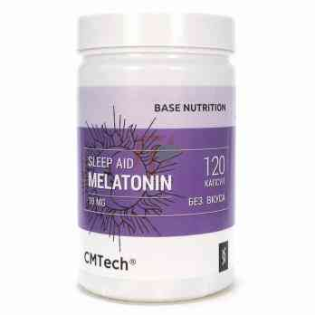 Phyto Melatonin 10 мг 120 капсул (CMTech)