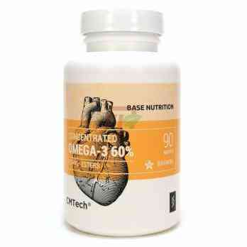 Concentrated Omega 3 60%