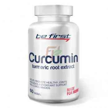 Be First Curcumin (500 мг× 60 капсул)