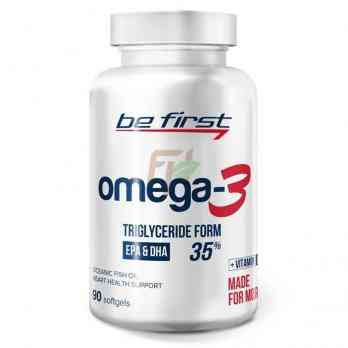 Be First Omega 3 (90 капсул)