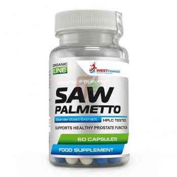 Saw Palmetto (320 mg × 60 caps)