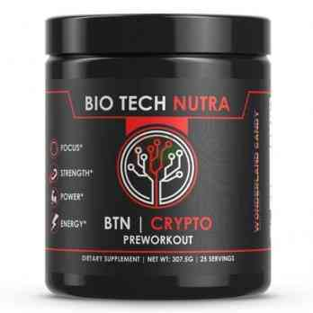 Bio Tech Nutra Crypto предтреник