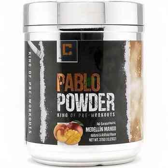 Cartel Labs - Pablo Powder 375 гр (30 порций)