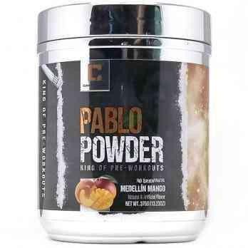 Cartel Labs - Pablo Powder pre-workout