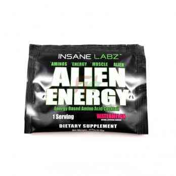 Alien Energy [Sample]