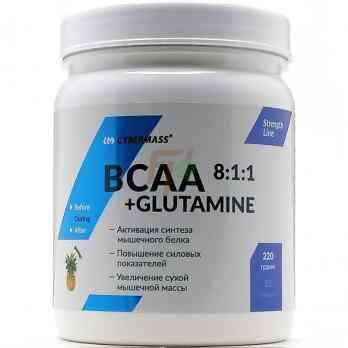 BCAA + Glutamine (220 g)