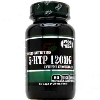 Frog Tech 5-HTP Extreme (120 мг × 60 капсул)