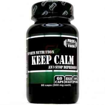 Keep Calm [And Stop Depression]