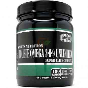 Double Omega 3-6-9 Unlimited