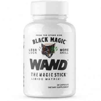 бустер либидо wand-black-magic купить в Москве