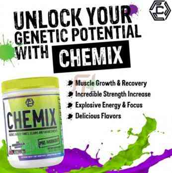 Chemix Pre-Workout предтрен
