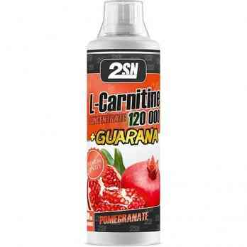 2SN L-Carnitine + Guarana 500 ml