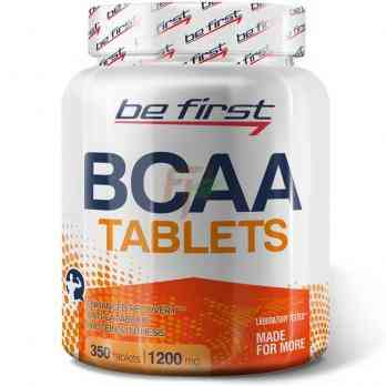 Be First BCAA Tablets (1200 мг × 350 таблеток)