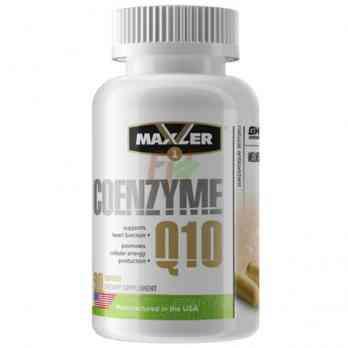 Maxler Coenzyme Q10 Ubiqionone 90 caps 100 mg Купить в Москве