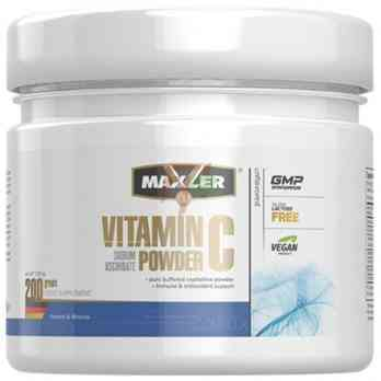 Maxler Vitamin C - Sodium Ascorbate Powder 200 грамм