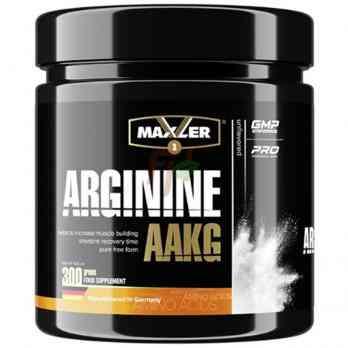 Maxler Arginine AAKG 300 гр купить в Москве