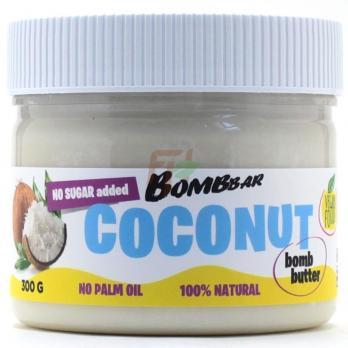 Bombbar Coconut Butter 300 гр - натуральная кокосовая паста