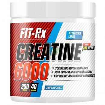 FIT-Rx Creatine 6000 - Креатин 250 гр