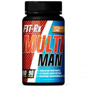 FIT-Rx Multi Man 90 tab - Витамины