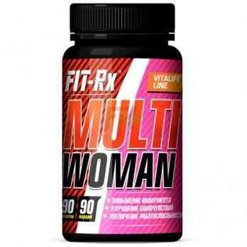 FIT-Rx  Multi Woman 90 tab - Витамины для женщин