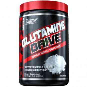 Nutrex Glutamine Drive 300 гр купить в Москве