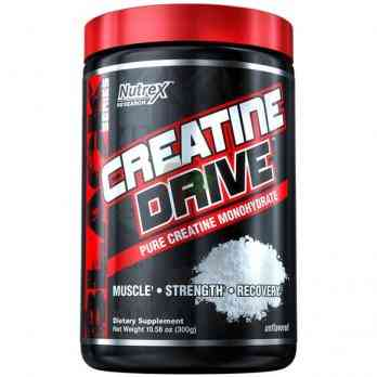 Nutrex Creatine Drive 300 гр купить в Москве