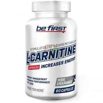 Be First L-Carnitine 60 капсул купить в Москве