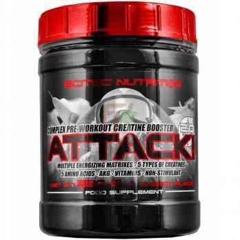 Scitec Nutrition Attack! 2.0 320 гр