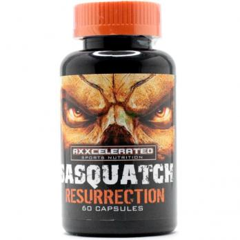 Axxcelerated Sports Nutrition Sasquatch Resurrection 60 caps