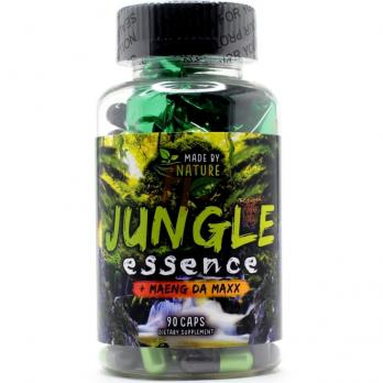 Made by Nature Jungle Essence + Maeng Da Maxx 90 капсул