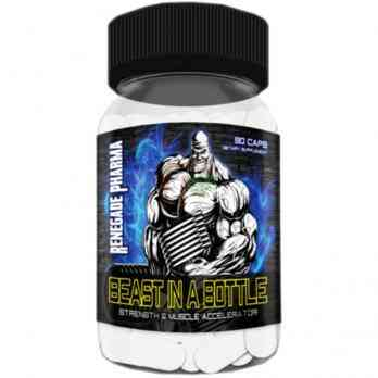 Renegade Pharma Beast in a Bottle 90 капсул