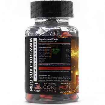 RDX Labs Ibutamoren MK-Bolic 90 caps