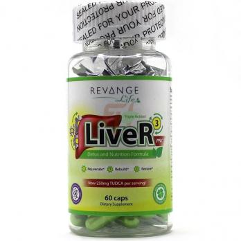 Revange Life Liver 3 Pro 60 капсул