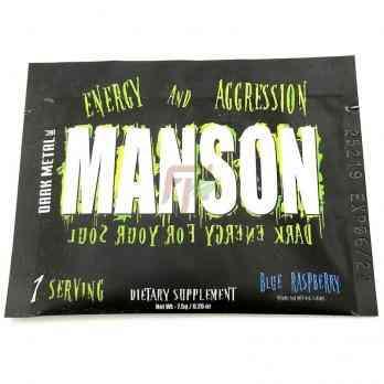 Insane Labz / Dark Metal Inc Manson пробник 7,5 гр 1 порция