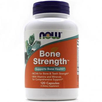 NOW Foods Bone Strength 120 капсул